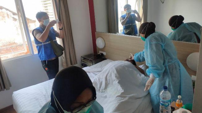 Hanya Pakai Baju Atasan, Wanita Asal Lamongan Meninggal di Hotel Surabaya