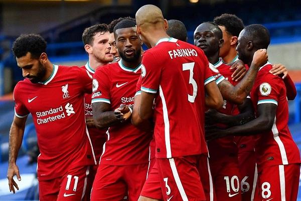 Liverpool vs Leicester City: The Reds Dibombardir Pemain Cedera
