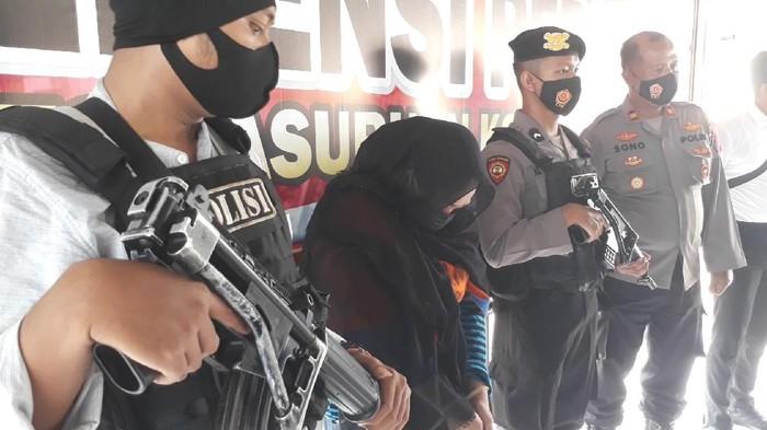 Sempat Lapor Polisi Suami Bunuh Diri, Istri di Pasuruan Ternyata Pelaku Gorok Suami