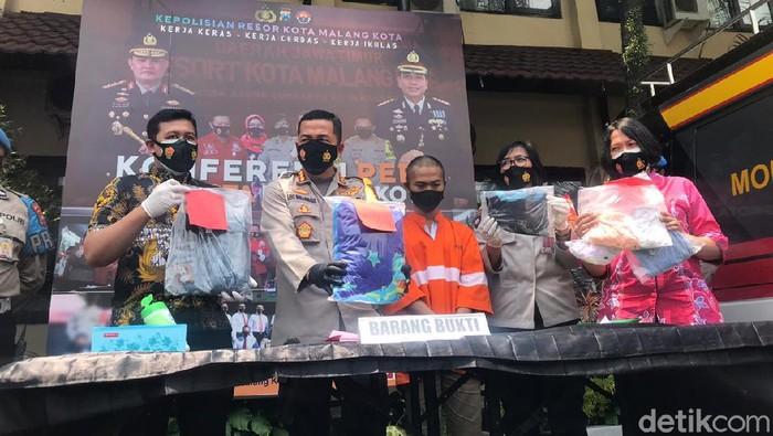 Balas Dendam, Karyawan di Kota Malang Cabuli Anak Bos