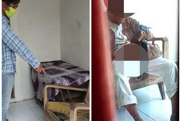 Pria Viral Onani di Teras Rumah Warga Sidoarjo Diduga Eksibisionis