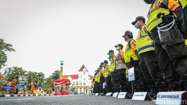 Positif Covid-19, 20 Personel Polrestabes Surabaya Diisolasi