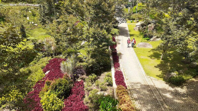 Wisata Watu Rumpuk Madiun Buka, Jumlah Pengunjung Masih Minim