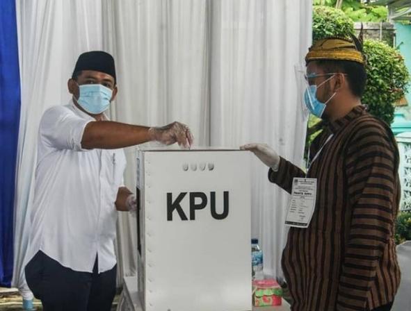 Ony-Antok Menang Mutlak di Ngawi, Ada 19.706 Orang Pilih Kotak Kosong