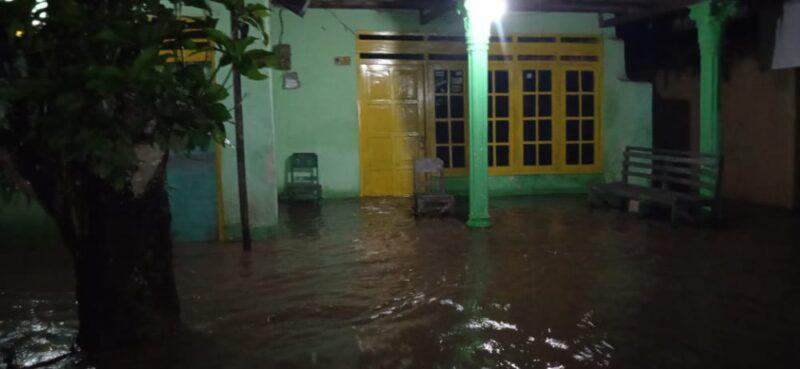 Hujan Semalam, 8 Desa di Kabupaten Madiun Kebanjiran