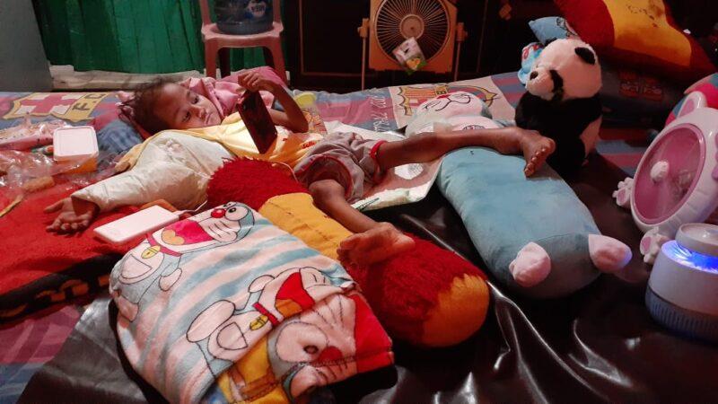 Kondisi Syafa yang Menderita Kanker Tulang Semakin Parah, Keluarga Minta Doa