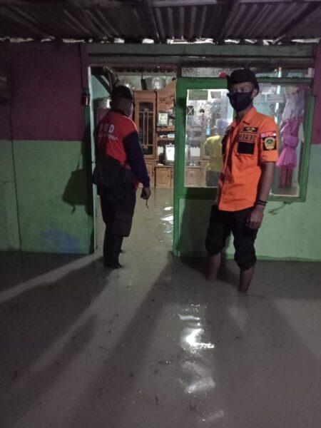 Hujan Deras 4 Jam, Ratusan Rumah di Madiun Kebanjiran