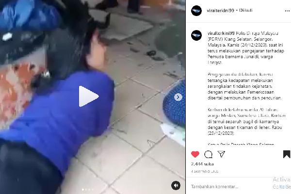 Sebelum Dirampok, TKW Asal Medan Ini Diperkosa dan Dibunuh secara Keji
