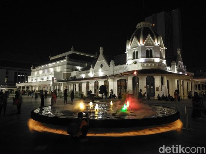 8 Lokasi di Surabaya akan Disekat saat Malam Pergantian Tahun Baru