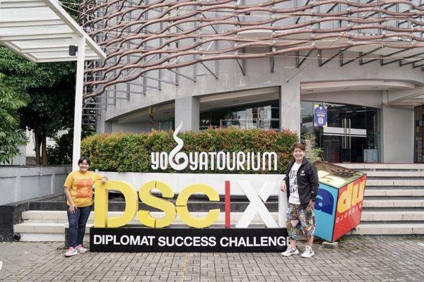 DSC XI Berkolaborasi dengan Dagadu Djokdja Gelar Market Challenge