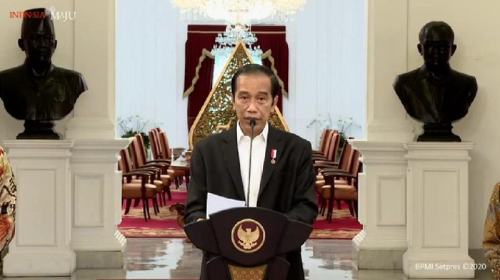 Presiden Jokowi Perpanjang PPKM Level 4 hingga 9 Agustus 2021