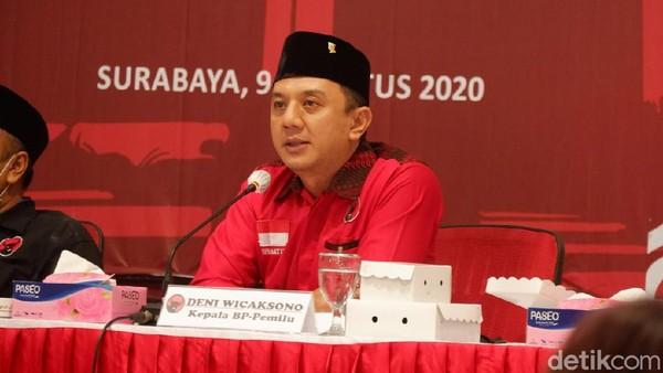Jagoan PDIP Tumbang di 8 Kabupaten/Kota Jatim Versi Quick Count