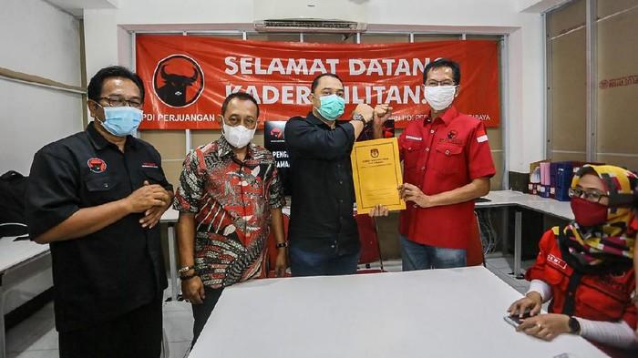 Lawan Gugatan Machfud-Mujiaman di MK, PDIP Surabaya Siapkan Tim Senyap