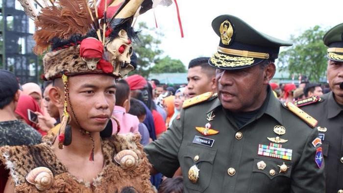 TNI AD Berduka, Wakil KSAD Letjen Herman Asaribab Meninggal Dunia