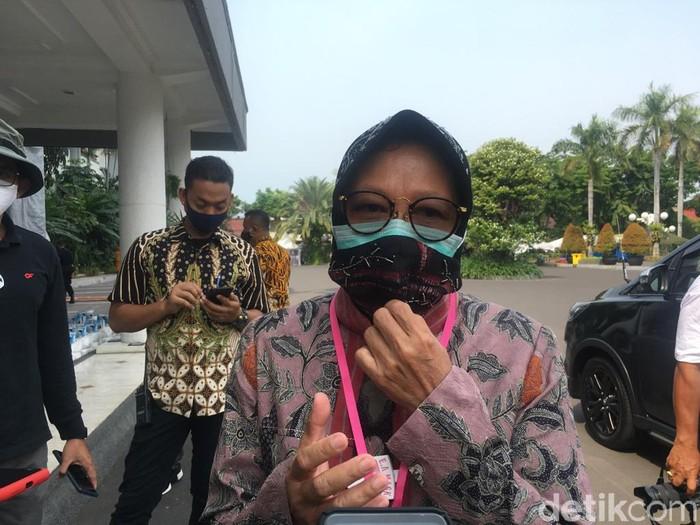 Jika Ditawari Jokowi Jadi Mensos, Risma akan Istikharah Dulu