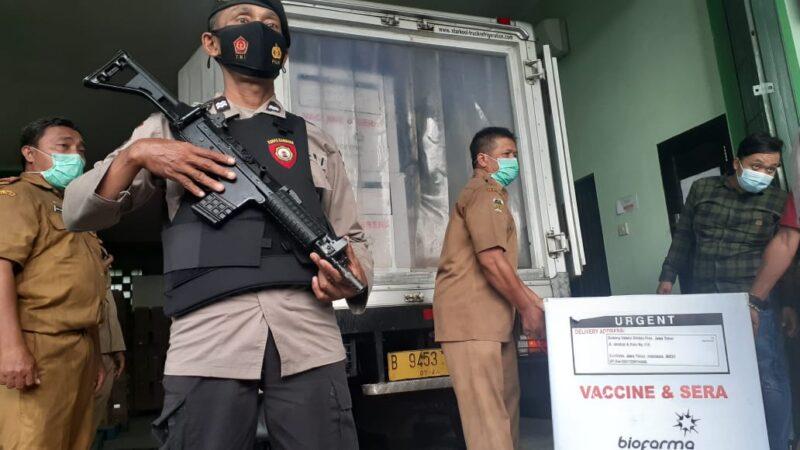 Kota Madiun Terima 3.040 Dosis Sinovac, Vaksinasi Dilakukan Rabu
