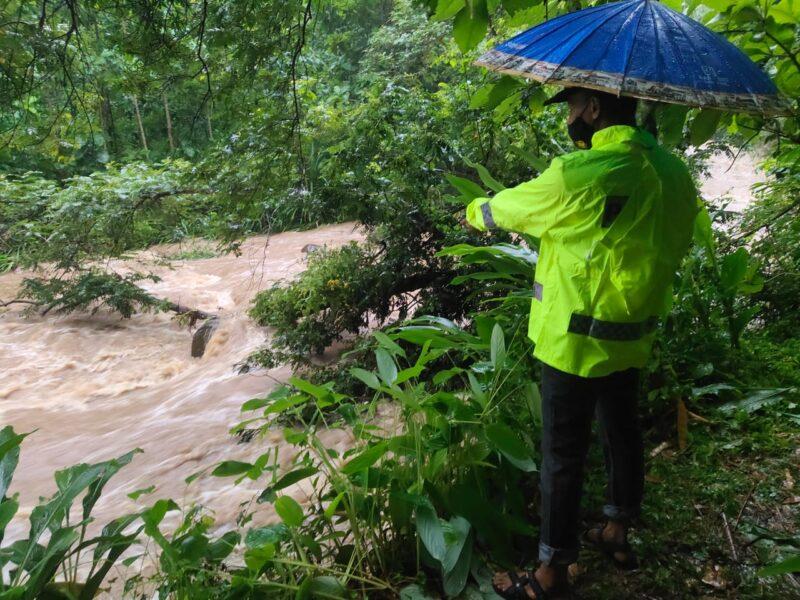 2 Pemancing Hanyut di Sungai Ngawi, 1 Orang Ditemukan Meninggal
