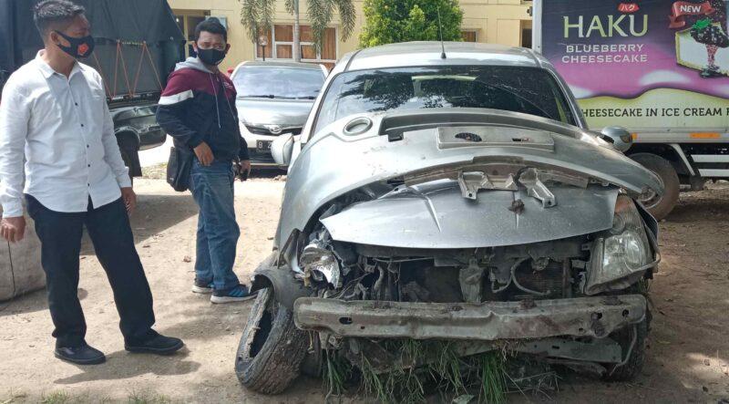 Sekeluarga Asal Malang Kecelakaan di Tol Sragen, 1 Meninggal
