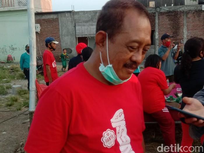 Beredar Pesan Berantai Wawali Surabaya Terpilih Armuji Meninggal