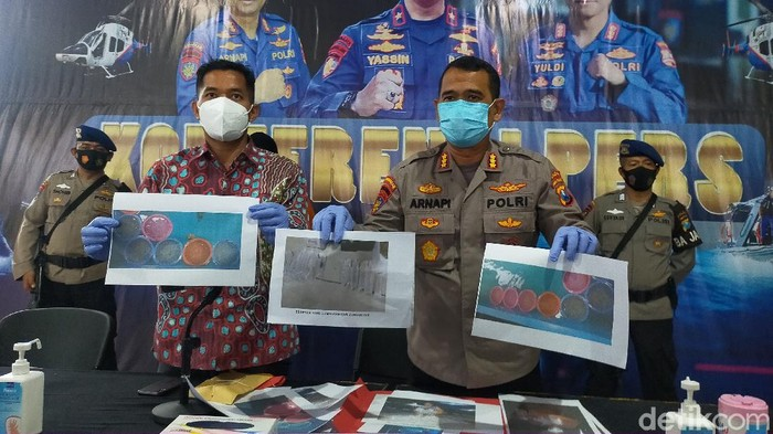 Polisi Gagalkan Jual Beli Benih Lobster di Blitar dan Tulungagung