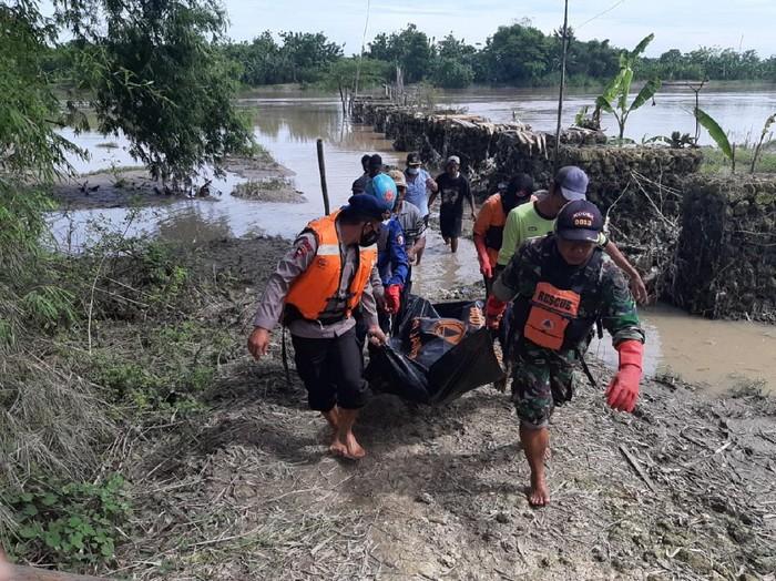 Bunuh Diri Terjun ke Bengawan Solo, Mayat ASN Ngawi Ditemukan di Bojonegoro