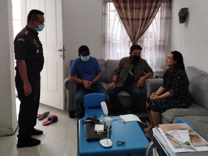 Buronan Kasus Korupsi Kredit Modal Kerja Rp118 Miliar Ditangkap di Sidoarjo