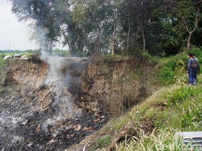 Ledakan di Mojokerto yang Sempat Dikira Bom hingga Pesawat Jatuh, Ini Penampakannya