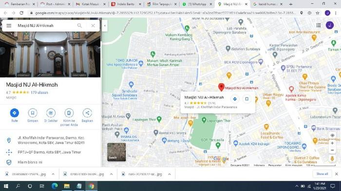 Khofifah Muncul Sebagai Nama Jalan di Google Map, Kok Bisa?