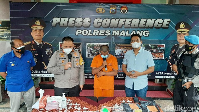 Berbuat Asusila dengan Sesama Jenis, Siswa SMK di Malang Ditangkap