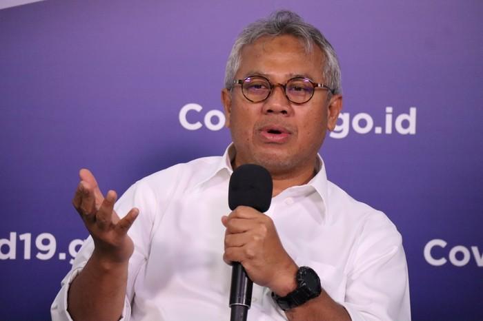 Ketua KPU RI Arief Budiman Dipecat