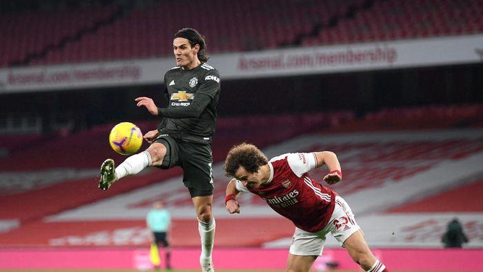 Arsenal 0-0 Manchester United: Hasil Kacamata Bikin Luiz Kecewa