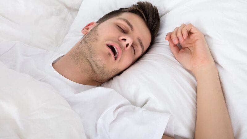 Bukan Berarti Tanda Tidur Nyenyak, Ini Penyebab Tidur Mendengkur