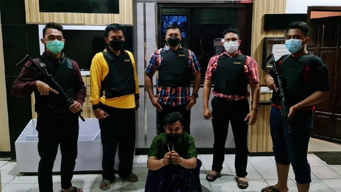 Pembunuh Fotografer di Bangkalan Diringkus saat Kabur Menuju Jembatan Suramadu