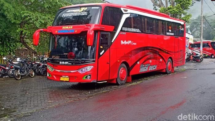 Kejadian Langka! Bus Pariwisata di Sidoarjo Hilang Dicuri