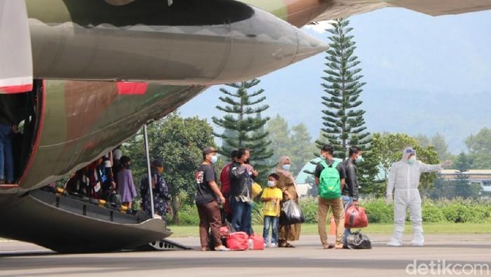 48 Korban Gempa Mamuju Asal Jatim Tiba di Malang