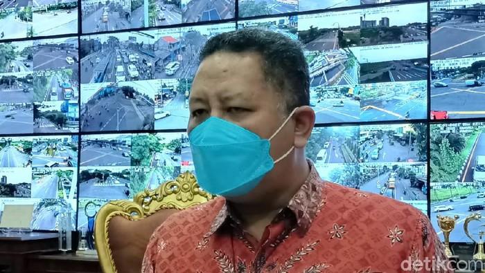 PPKM Diperpanjang, Pemkot Surabaya Tutup Dua Jalan setiap Akhir Pekan