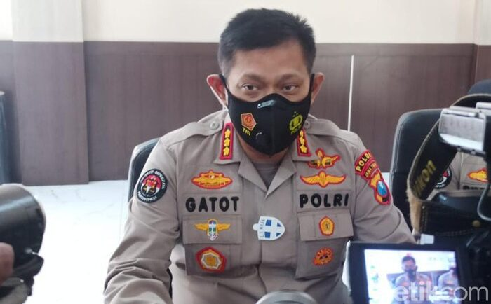 DVI Polda Jatim Tak Ambil Sampel DNA Keluarga Korban Sriwijaya Air SJ182 di Ponorogo