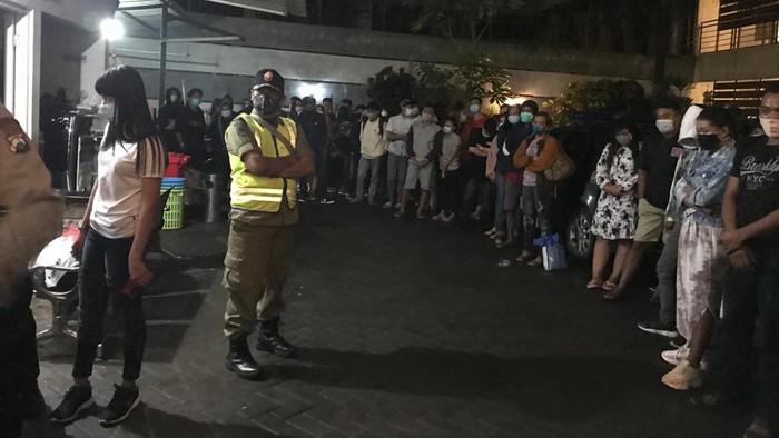 Razia Malam Tahun Baru di Kab Malang, Puluhan Pasangan Mesum Diciduk dari Hotel