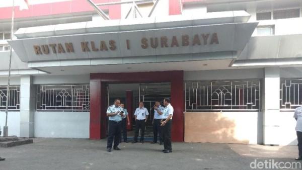 Positif Covid-19,  Tahanan Rutan Medaeng Meninggal