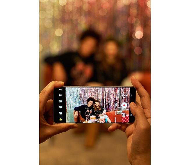 Tampil Ekspresif dengan Fitur di Kamera Samsung Galaxy S21+ 5G, Tak Pakai Ribet!