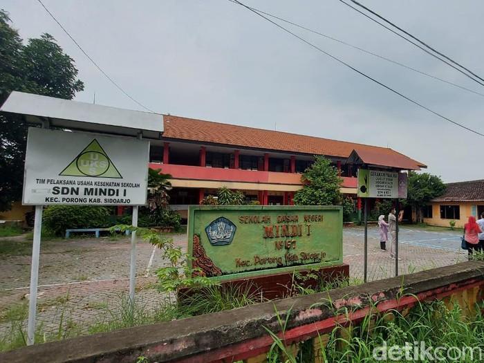 Gedung SD Bakal Disulap Jadi Museum Geopark Lumpur Sidoarjo