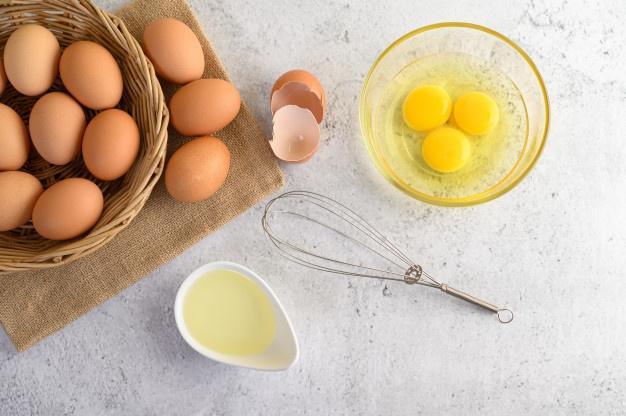 Berikut Manfaat Sering Mengkonsumsi Putih Telur