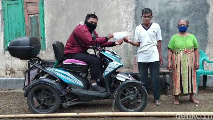 Kisah Kakek Penjual Jamu di Blitar Tertipu Rp.100.000, Dapat Donasi Rp1,4 Juta