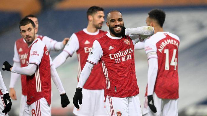 West Bromwich 0-4 Arsenal: Kemenangan Ketiga Beruntun The Gunners