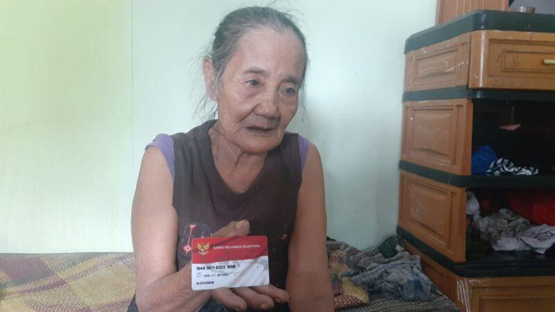 Kasihan, Nenek-Nenek Miskin di Madiun Ini Tiba-Tiba Tercoret dari Penerima Bansos Covid-19
