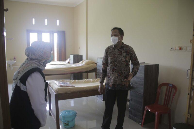 Kasus Covid-19 Meledak, Pemkab Ponorogo Tambah Rumah Karantina Pasien