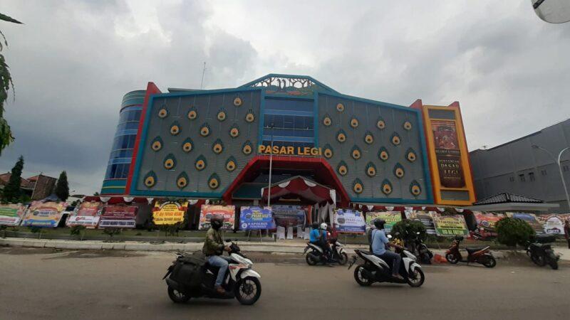 Habiskan Dana Rp133 Miliar, Pasar Legi Ponorogo Diresmikan
