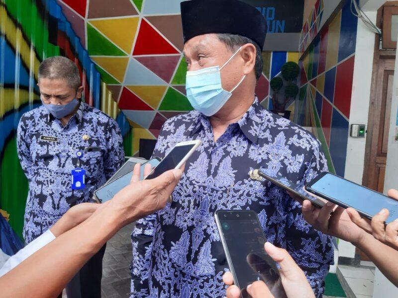 PPKM Skala Mikro di Madiun Diperpanjang, PKL Dibatasi Berjualan Sampai Pukul 22.00 WIB