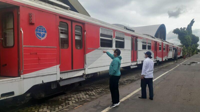 Pemkot Madiun Bikin Kereta Isolasi untuk Warga Positif Covid-19