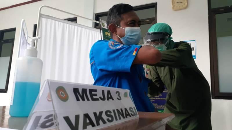Vaksinasi Covid-19 Tahap Kedua, Kota Madiun Dapat Jatah 1.110 Dosis